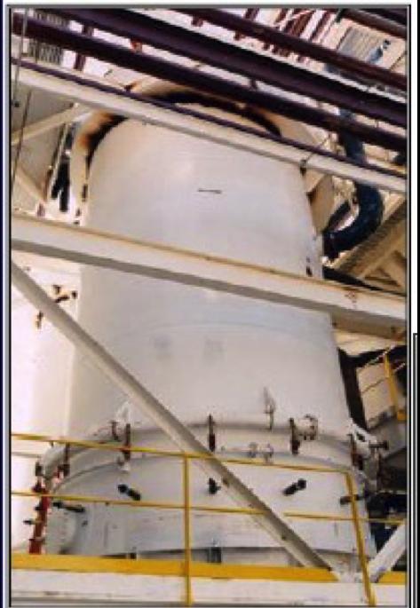 Coal Pro (CPT) Flotation Column
